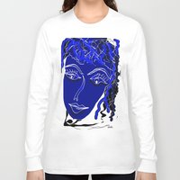 friendship Long Sleeve T-shirts featuring friendship by sladja