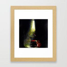 El musico Framed Art Print