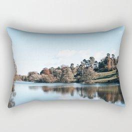 Osmaston park Rectangular Pillow