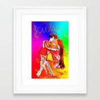 cuba Framed Art Prints featuring Cuba by sladja