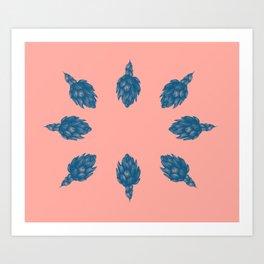 Artichoke Art Print