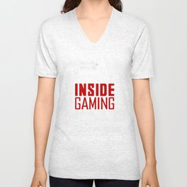 Inside Gaming Moments Unisex V-Neck
