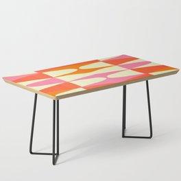 Zaha Sixties Coffee Table
