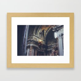 Roma Antica (37) Framed Art Print