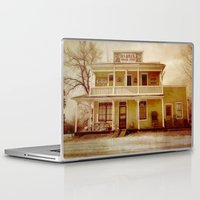 general Laptop & iPad Skins featuring General Store by Dorothy Pinder