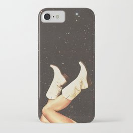 These Boots - Space iPhone Case