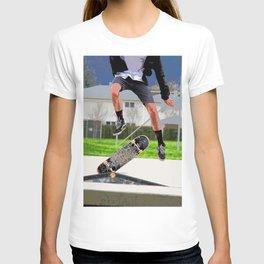 Missed Opportunity  - Skateboarder T-shirt