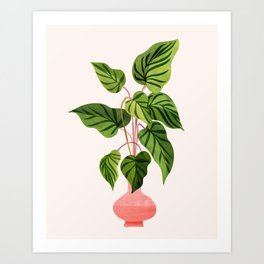 Thrive / Plant Study Series Art Print