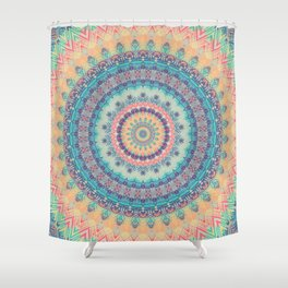 Mandala 350 Shower Curtain