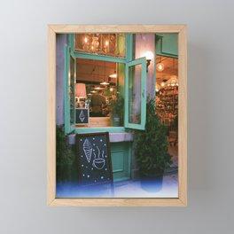 Montreal Framed Mini Art Print