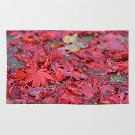 Fallen Leaves Rug