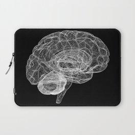 DELAUNAY BRAIN b/w Laptop Sleeve