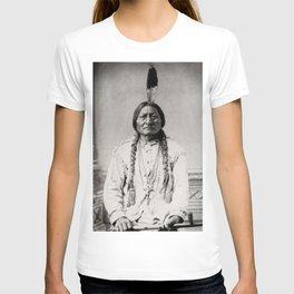 Sitting Bull - © Doc Braham; All Rights Reserved T-shirt