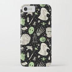 Whole Lot More Horror: BLK Ed. Slim Case iPhone 7