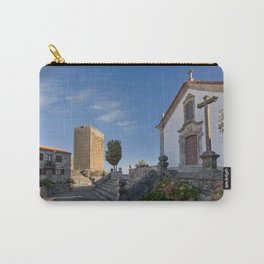 Linhares castle, Portugal Carry-All Pouch