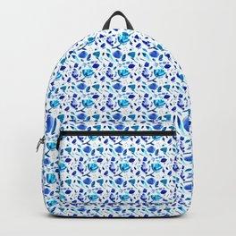 Delft Blue Backpack