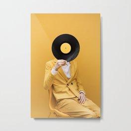 cd Metal Print