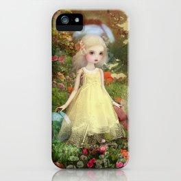 cecelia iPhone Case