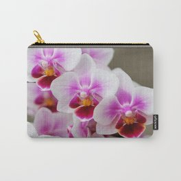 Phalaenopsis Orchid named Be Tris Carry-All Pouch