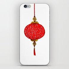 Chinese Lantern iPhone & iPod Skin