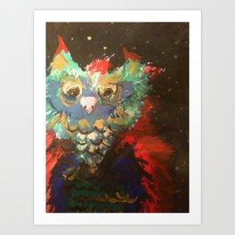 thepreditor Art Print