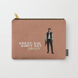 Han Solo's Advice Carry-All Pouch