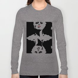 Mirrored Women Long Sleeve T-shirt
