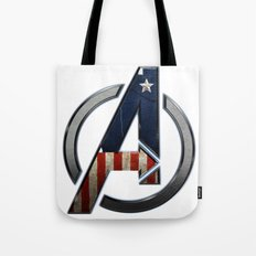 UNREAL PARTY 2012 THE AVENGERS  CAPTAIN AMERICA  Tote Bag