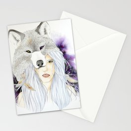 Wolf Totem - Totem Series Stationery Cards