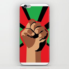 For the People iPhone Skin