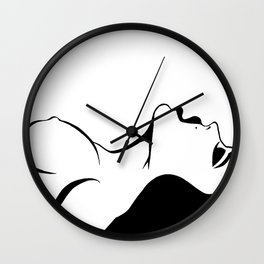 Pleasure Wall Clock
