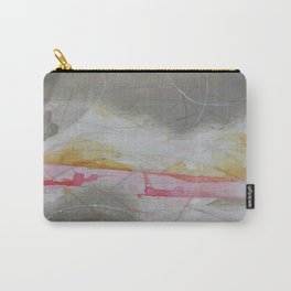 Unlimited Capacity For Love (Original Abstract Art by Kurt Dahlke) Carry-All Pouch