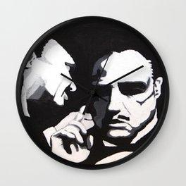 The Godfather - Secrets Wall Clock