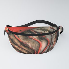 Red Ray of God Fanny Pack