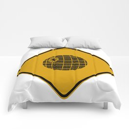 Death Star Crossing Comforters
