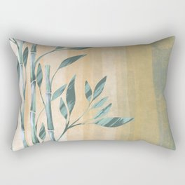 Bamboo Gold Rectangular Pillow