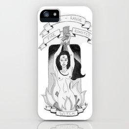 Tattoo Witch iPhone Case