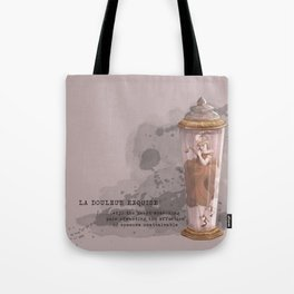 La Douleur Exquise Tote Bag