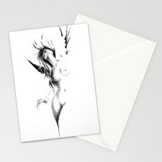 Introspection II Stationery Cards