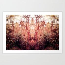 The Ravine Portal Art Print