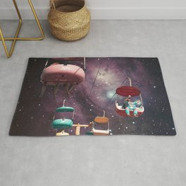 TO THE STARS Rug