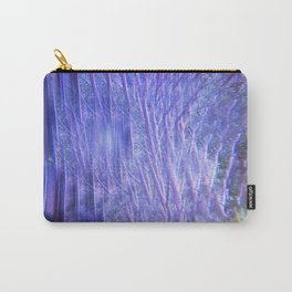 Kaleidoscope Trees Carry-All Pouch