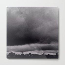 Dark Clouds No.2 Metal Print