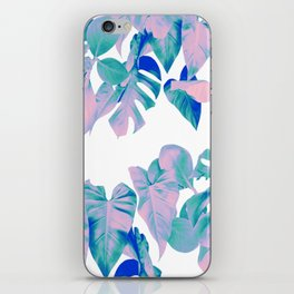 CHEESE PLANT iPhone Skin