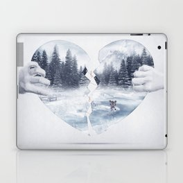 808s & Heartbreak ft. Dropout Bear Laptop & iPad Skin