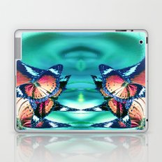 Butterfly Space Act Four Laptop & iPad Skin