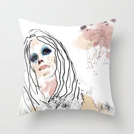 Hope, 2011 Throw Pillow