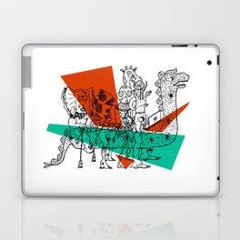 Adjacent Fourmula Laptop & iPad Skin