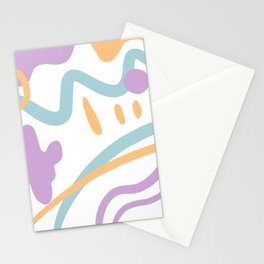 Path to Puddy Stationery Cards