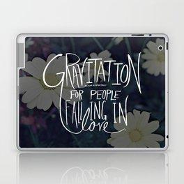 Einstein: Gravitation Laptop & iPad Skin
